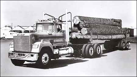 photo courtesy of mack trucks