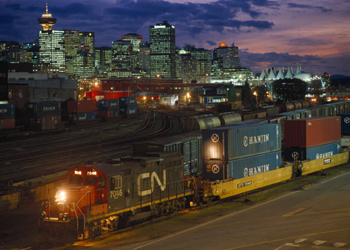Photo of Canadian National completes TransX acquisition, details capital projects in western Canada