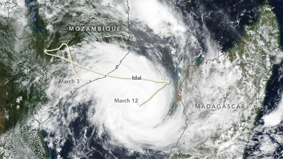Photo of Recovery a challenge after deadly cyclone hits Africa