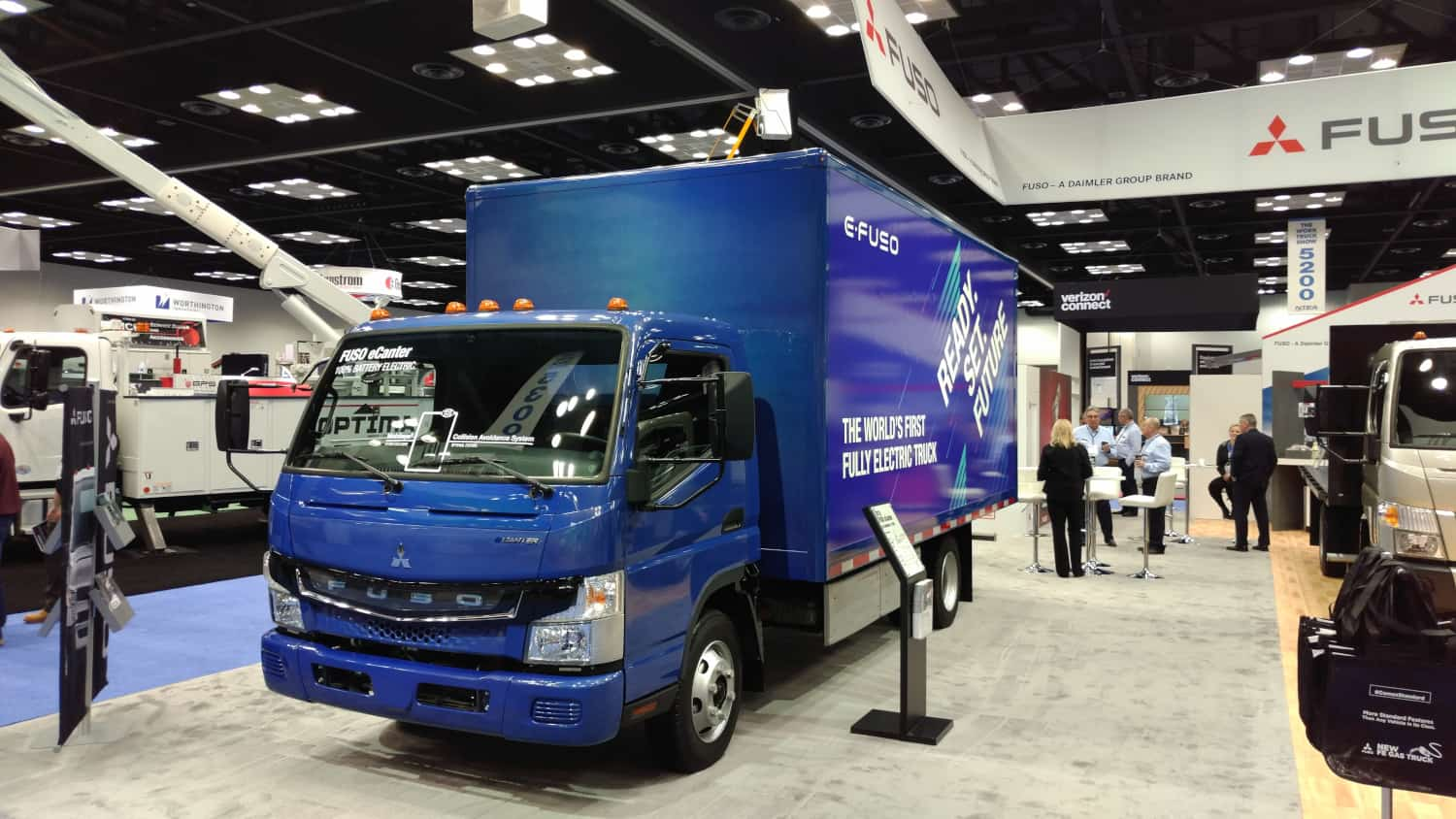 Photo of Today's Pickup: Electric vehicle talk dominates Work Truck Show
