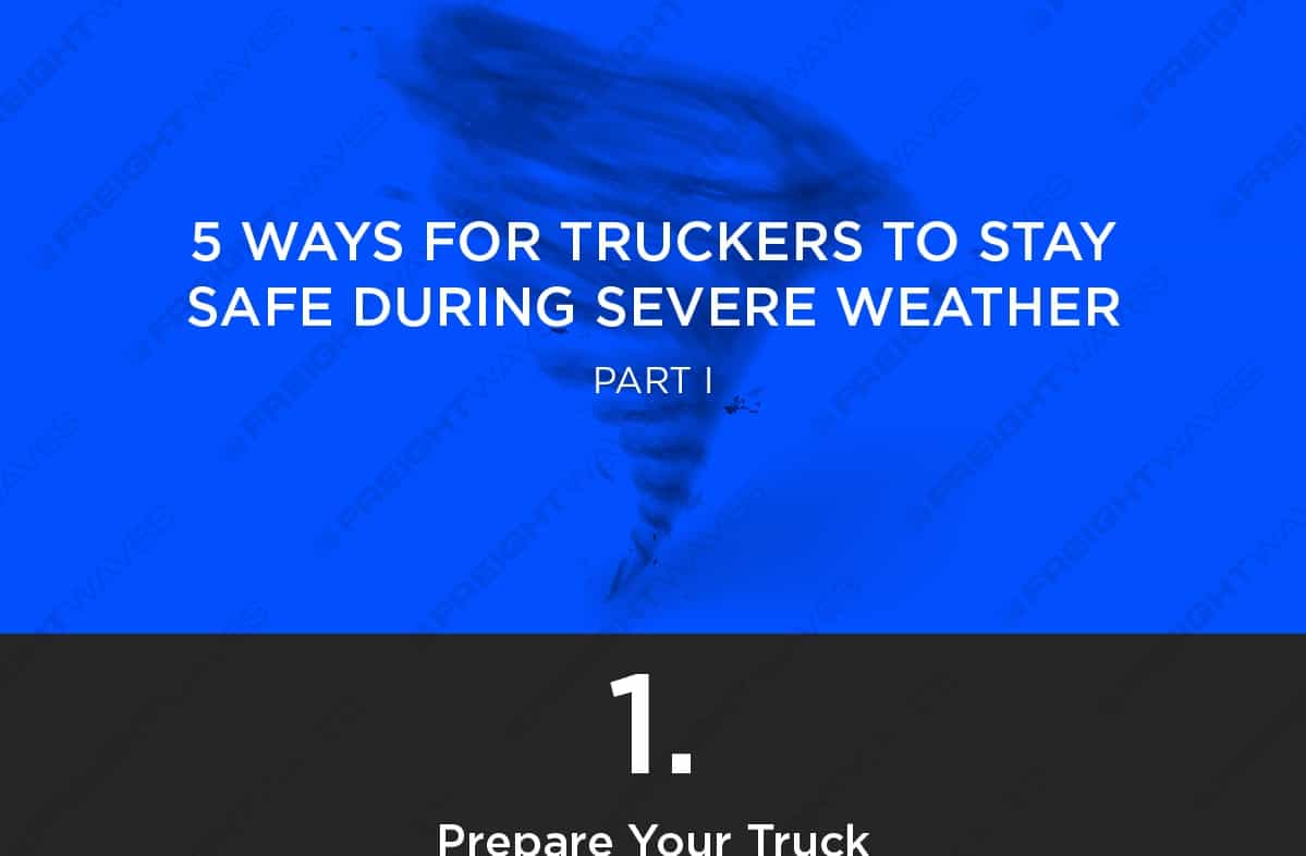 Photo of Staying safe during severe weather (Part 1)