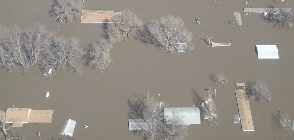 Photo of Widespread flooding likely to continue well into spring