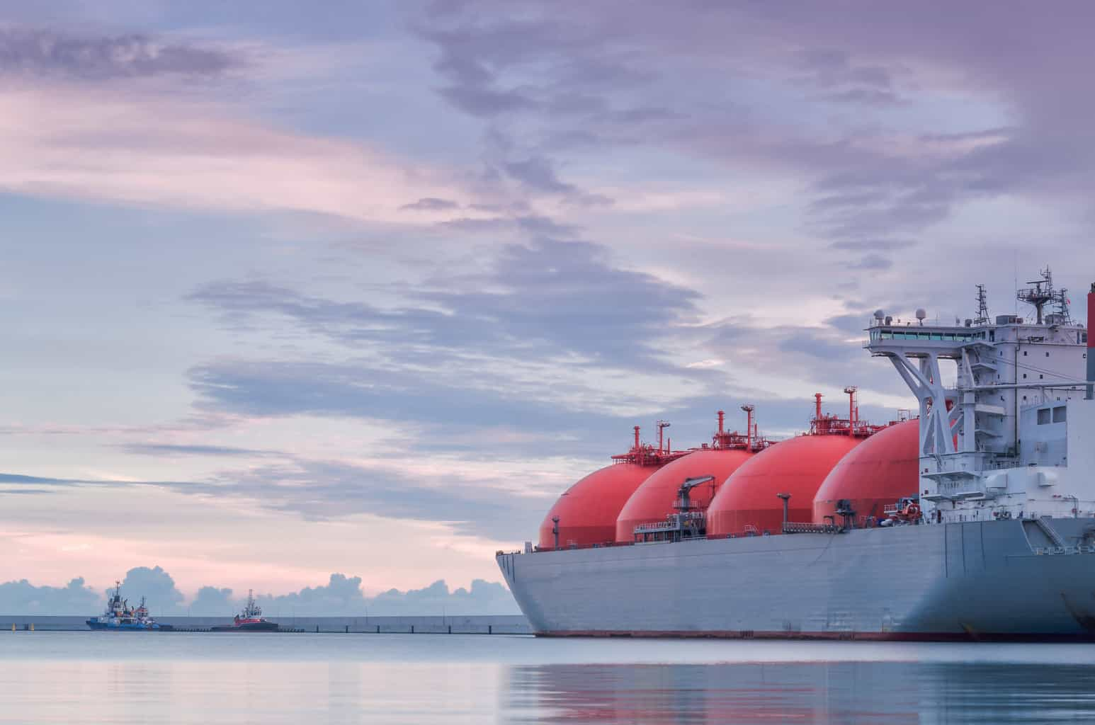 Photo of LNG market ignites Jones Act debate on Capitol Hill