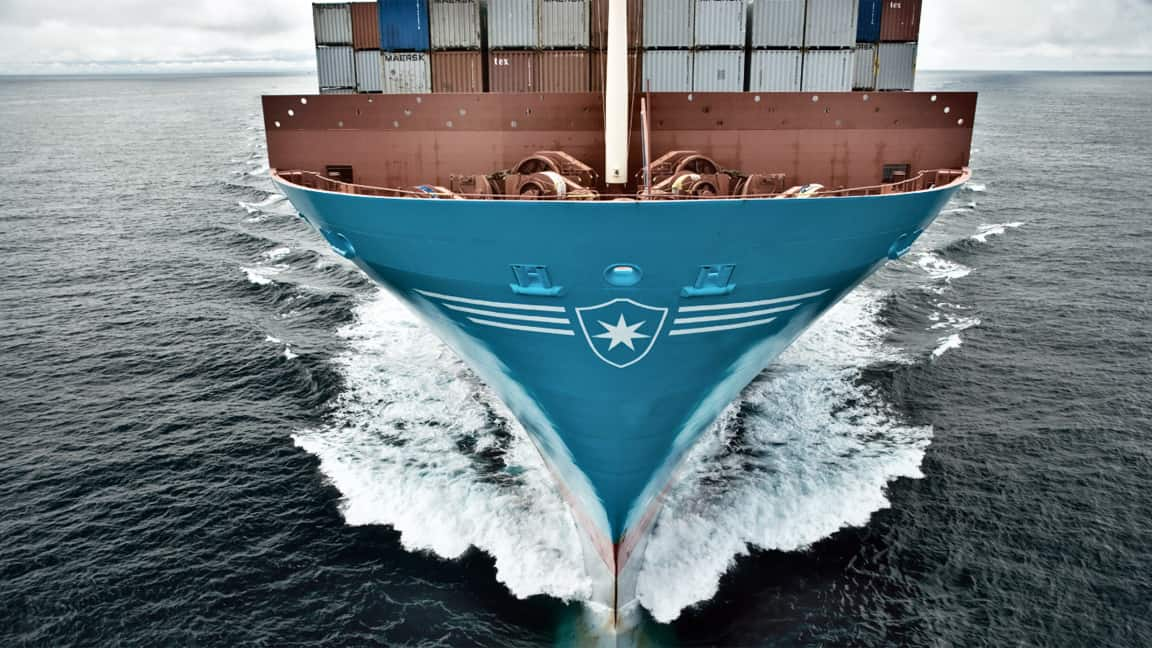 Photo of Port Report: Maersk aims to beat the regulatory clock on carbon-free shipping