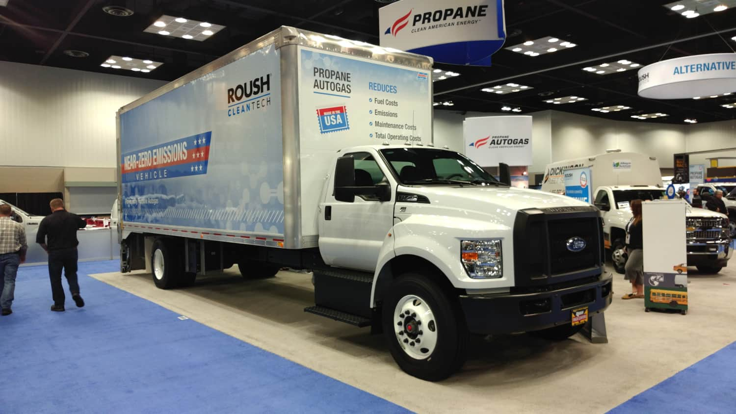 Photo of The forgotten transportation fuel: Why some believe propane deserves a second look
