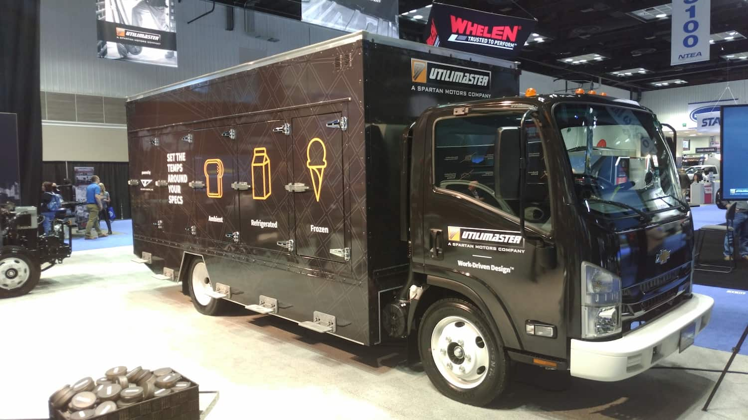 Photo of Utilimaster debuts customizable cargo body for last-mile delivery, 2 electric models