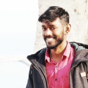 Vishnu Rajamanickam, Staff Writer