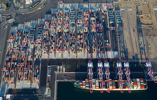 Photo of Port Report: Long Beach Container Terminal's automation adding to buyer interest