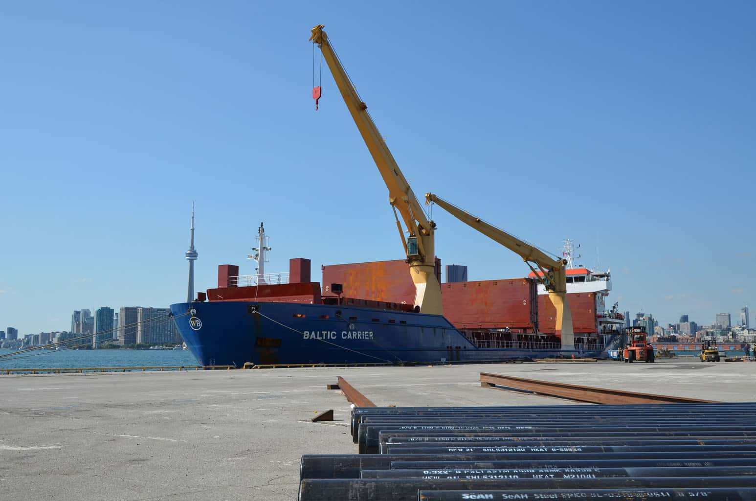 Photo of Port of Toronto sustains record cargo volumes