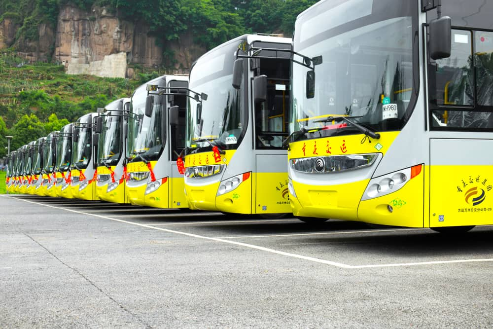 Photo of Today's Pickup: Chinese electric buses are denting global oil demand