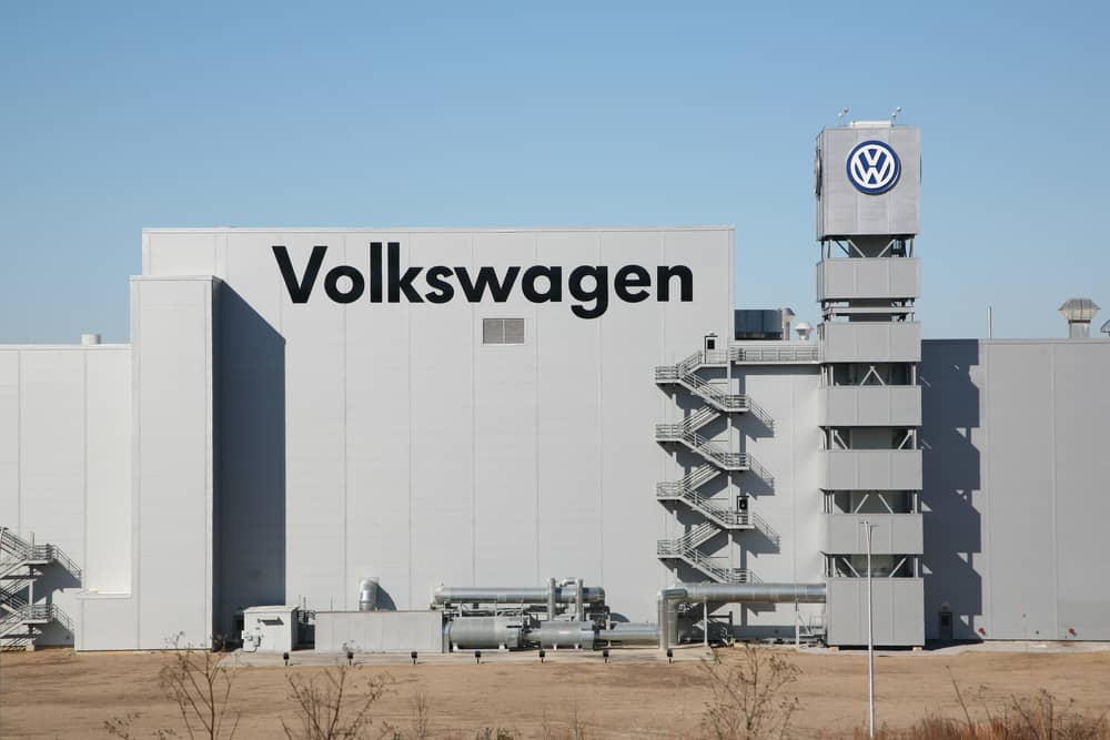 Photo of Volkswagen partners with Amazon subsidiary to improve operational efficiency