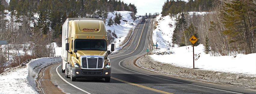 Photo of Canadian carrier Bison Transport acquires Wisconsin-based trucking fleet