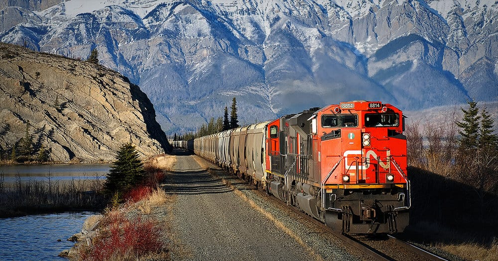 photo courtesy of canadian national railway