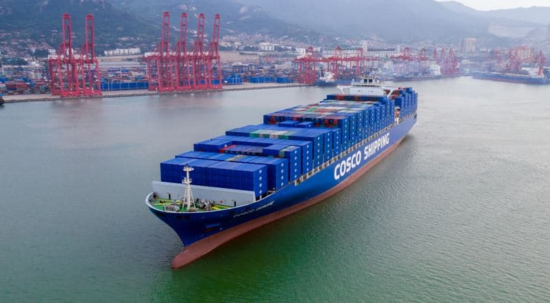 Photo of Port Report: Cosco Shipping wraps up first year with Orient Overseas Intl. results under belt
