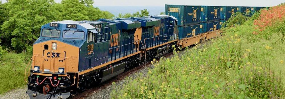 photo courtesy of csx