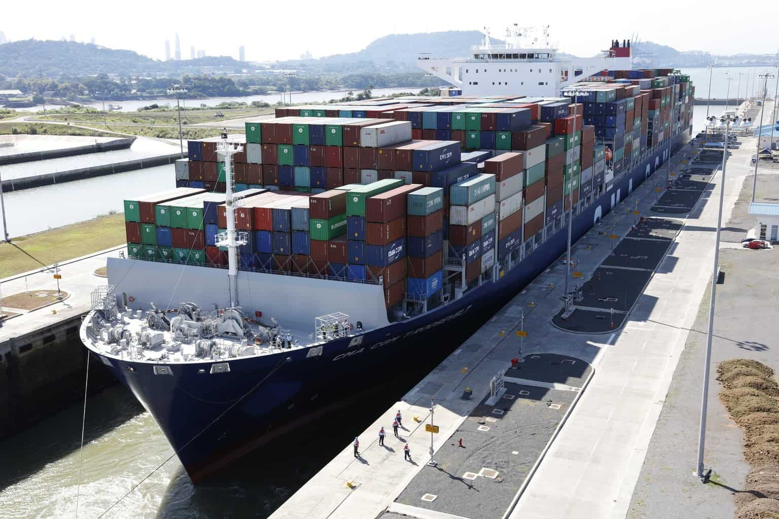 Photo of The future of the Panama Canal: What's next for container shipping