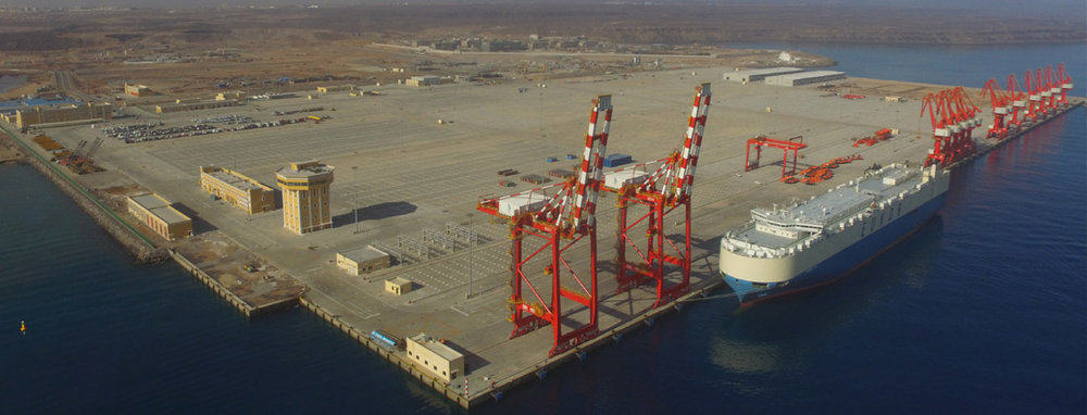 Djibouti's DMP built in conjunction with China. ( Photo: Belt and Road Portal )