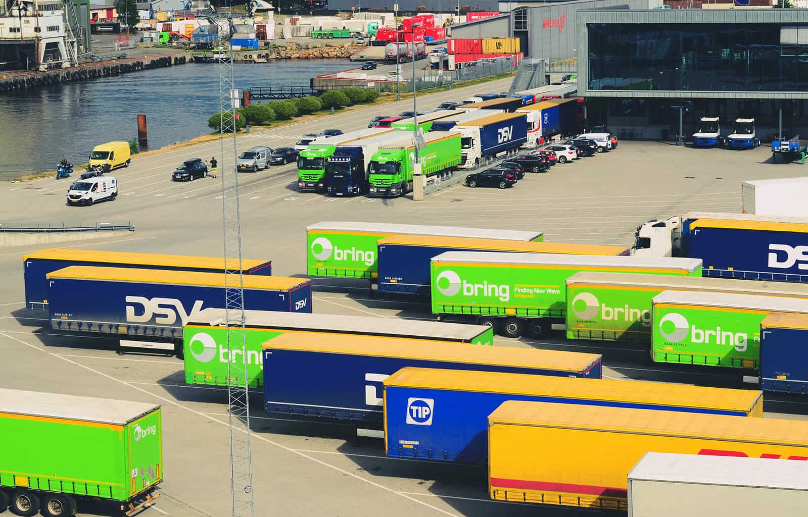 Photo of DSV reports further growth in run-up to Panalpina merger