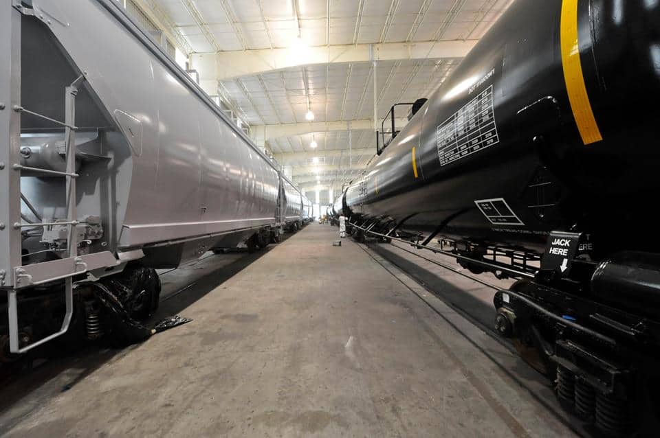 Photo of Greenbrier seeks to bolster North American rail manufacturing assets