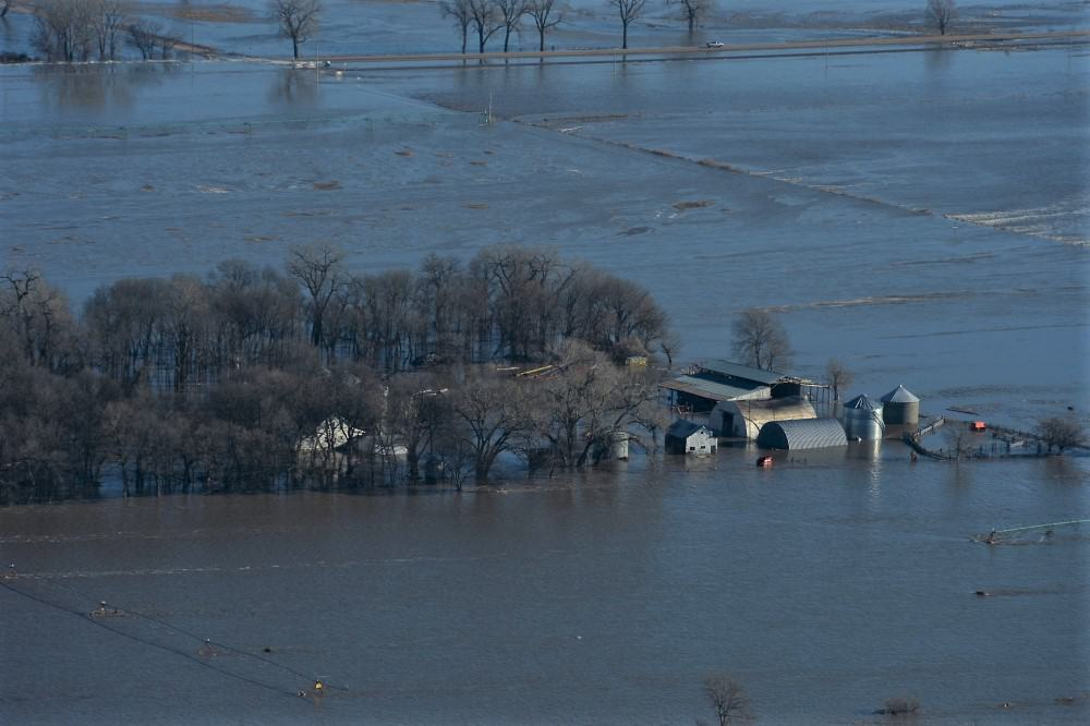 Photo of Flooded farmers to eat cost of damaged grain in storage