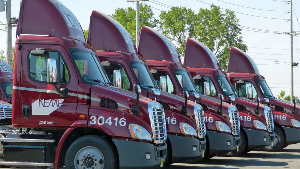 Photo of Estes Express Lines to acquire two New England Motor Freight affiliates for $15 million