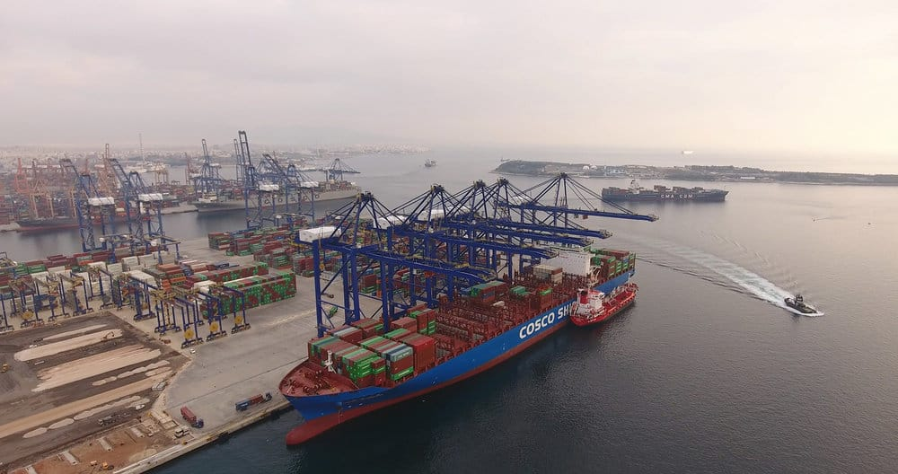 Photo of COSCO Ports overseas assets push first-half results higher