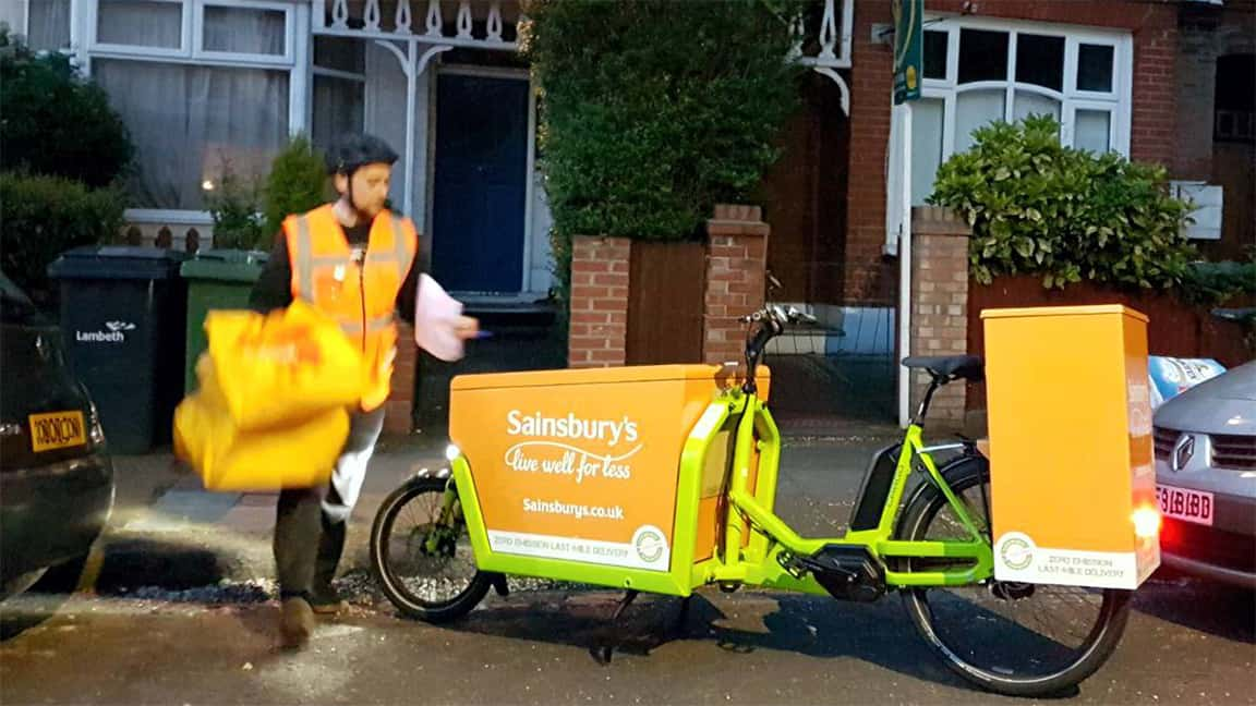 Photo of UK government's £2 million fund focuses on increasing electric cargo bikes on streets
