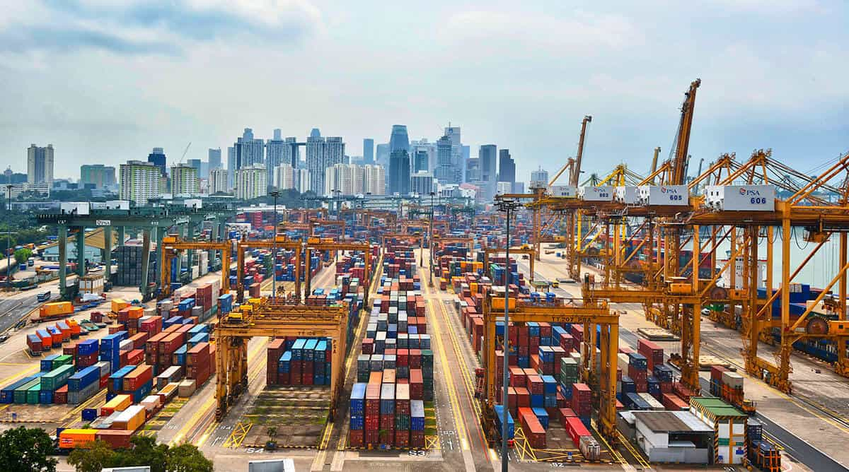 Photo of Port Report: Port of Singapore box volumes flat in 2019's first quarter