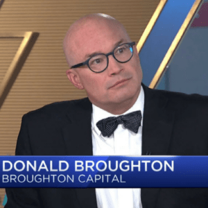 Donald Broughton, Principal & Managing Partner, Broughton Capital