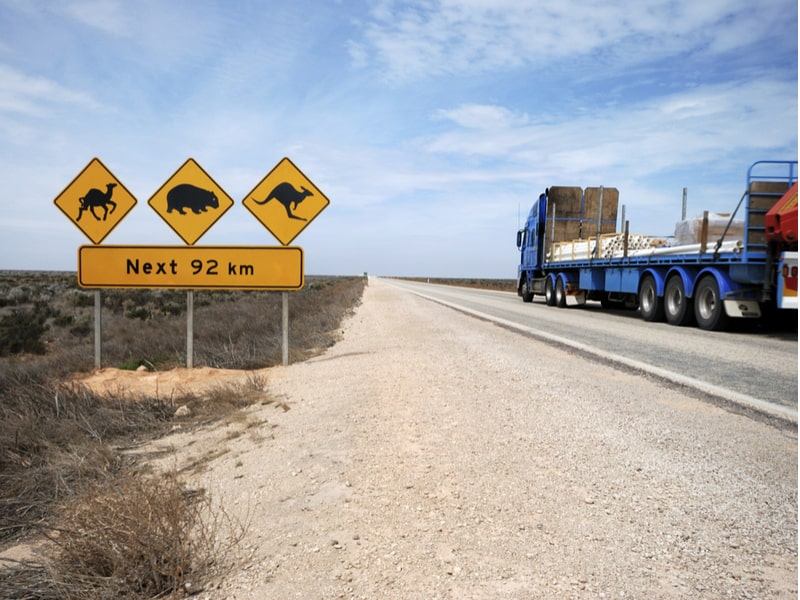 Photo of Down Under Trucking: truck accidents; government trucking inquiry; truck driver wins BIG!