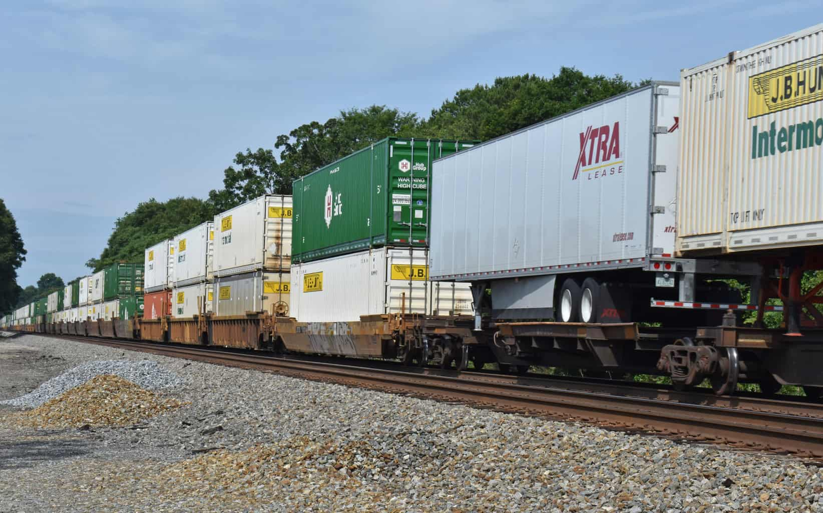 Photo of Freight's `middle-mile' could soon be going on a length-of-haul diet