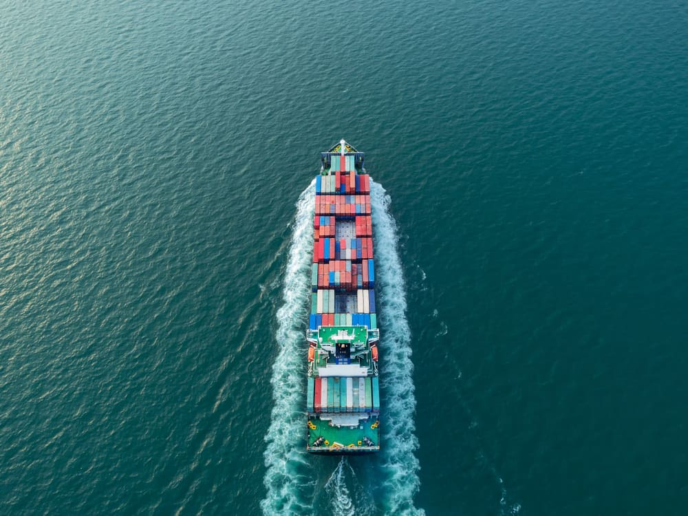 Photo of A view from the front lines of ocean shipping's technological evolution