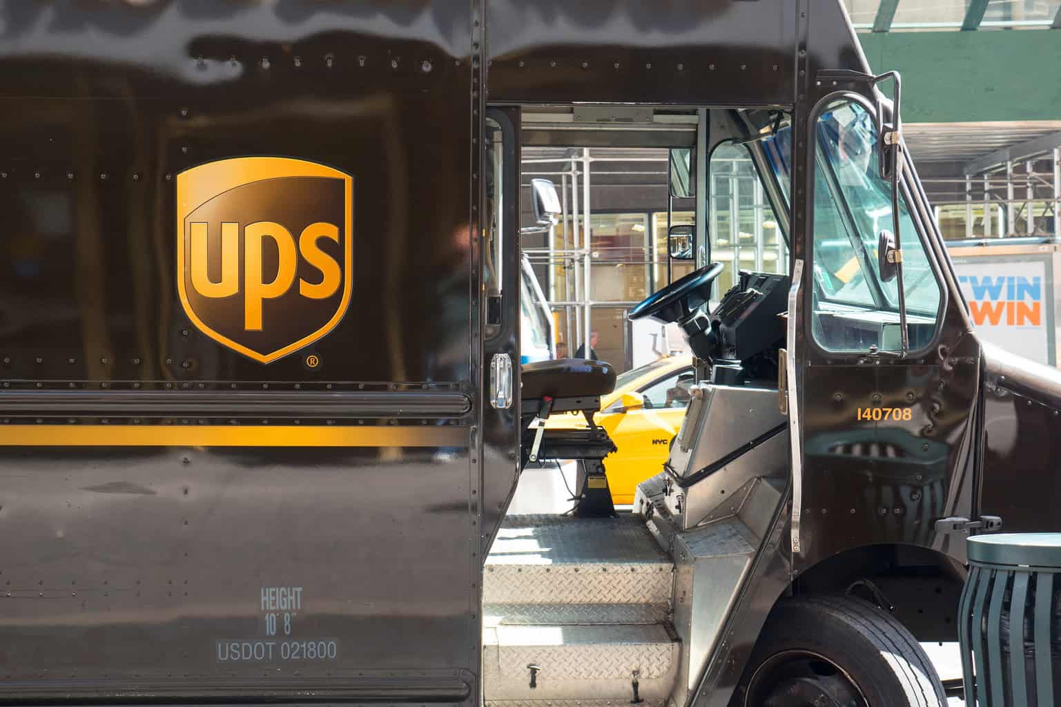 "Photo of UPS posts mixed-bag of first quarter numbers – company remains ""show-me story,"" analyst says"