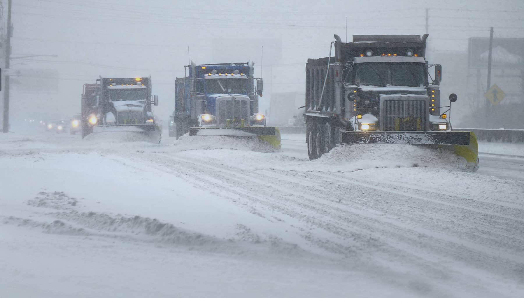 Photo of Today's Pick Up:  Record-setting blizzard to hit U.S.