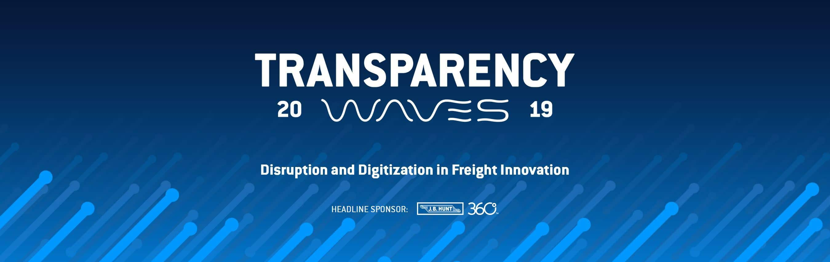 Transparency19 - FreightWaves