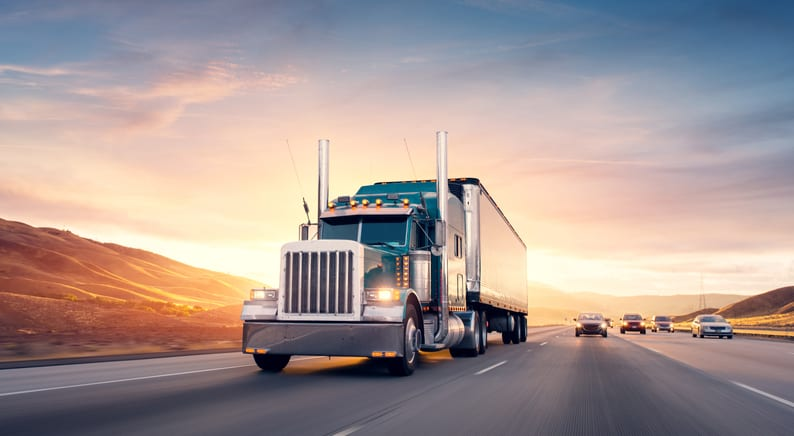 Coretex supplies fleet management solutions. Known for its refrigerated trailing monitoring capabilities, the company has recently expanded more into the cab with a new ELD and other services. ( Photo: Shutterstock )