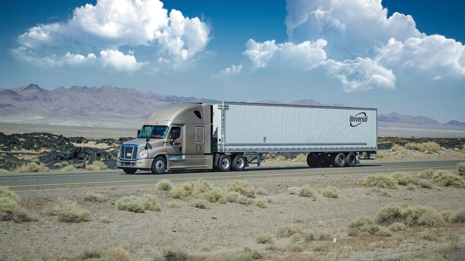 Photo of Universal Logistics posts record first quarter despite truckload decline