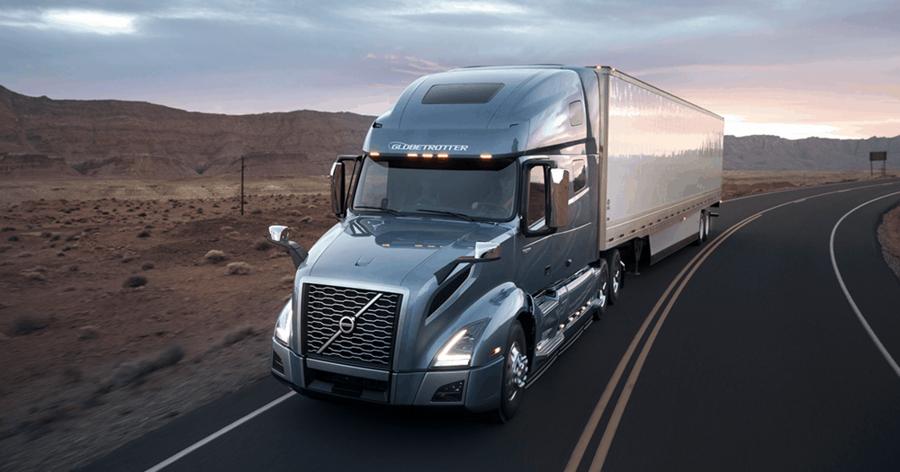 VOLVO GROUP TOOK 36 PERCENT FEWER ORDERS OF TRUCKS DURING THE FIRST QUARTER OF 2019. PHOTO: VOLVO GROUP