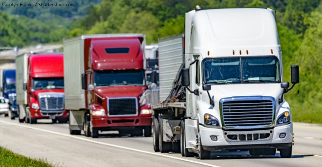 Photo of Truckload's sharp turn fuels shipper opportunities