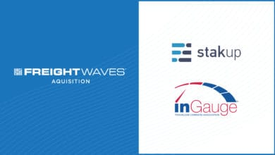 Photo of FreightWaves acquires StakUp and broadens TCA partnership