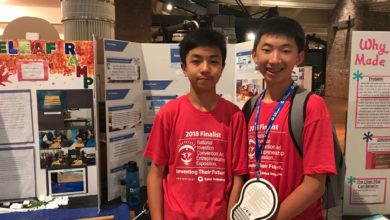 Photo of Teen inventors, supply chain exec talk robotic delivery solutions