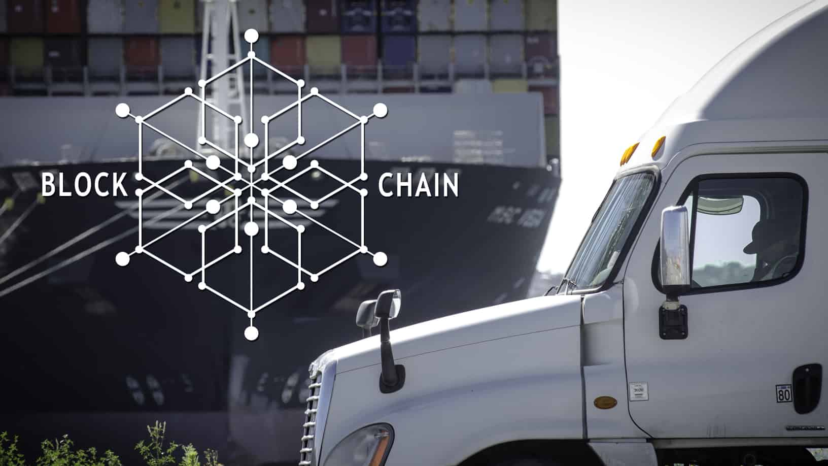 Blockchain technology can spur seamless and efficient international trade (Photo: Jim Allen/FreightWaves.com)