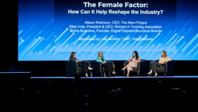 Photo of Women executives look forward to a future with more female influence