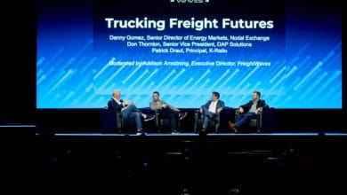 "Photo of ""Not hedging is the risky behavior"": trucking freight futures at Transparency19"