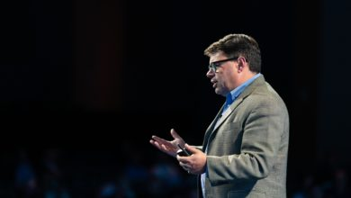 Photo of SmartDrive's Palmer touts automated systems as key to preventing truck crashes