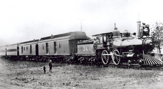 photo courtesy of themuseumoftheamericanrailroad.org