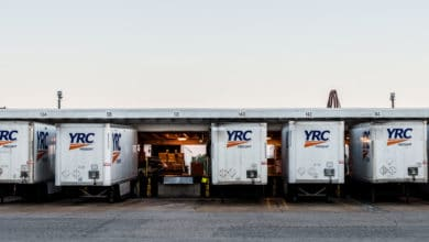 Photo of YRC Worldwide posts first-quarter loss on lower revenue