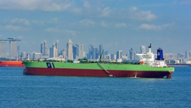 Photo of DHT positioned to take advantage of tanker recovery