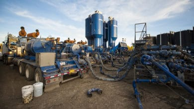 Photo of FreightWaves oil report: the need to transport frac sand many miles is fading away