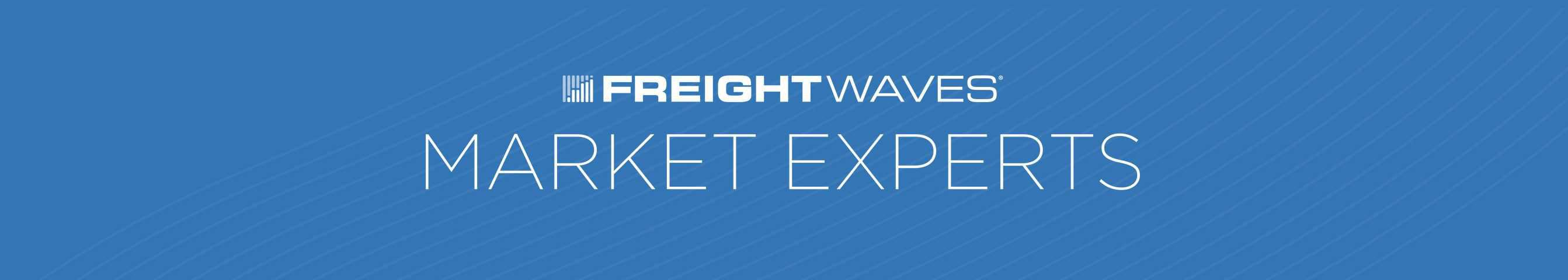 FreightWaves Freight Market Experts
